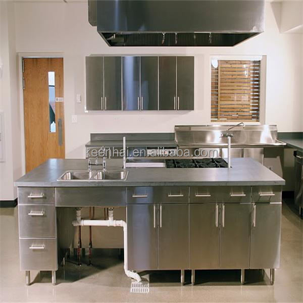 Commercial Stainless Steel Kitchen Cabinets: Foshan Keenhai Commercial Metal Stainless Steel Kitchen