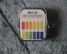 PH Test Paper Rolls Chemical Water and Health Universal PH Test Strips Paper