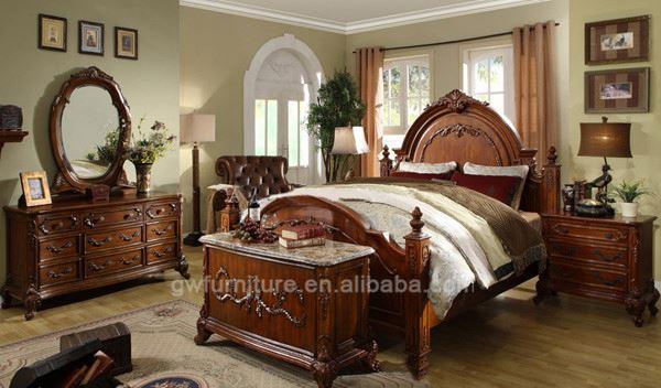 Royal Furniture Antique Gold Bedroom Sets, Royal Furniture Antique Gold  Bedroom Sets Suppliers And Manufacturers At Alibaba.com