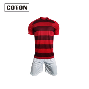 3bcf4d58114 Latest jersey design100% polyester T-Shirt Clothing Custom Made Dye  Sublimation Mens Soccer Jersey