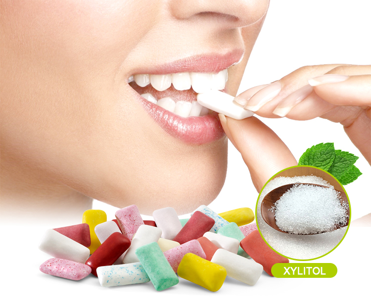 Food Grade Xylitol As Sugar Substitute For Diabetics