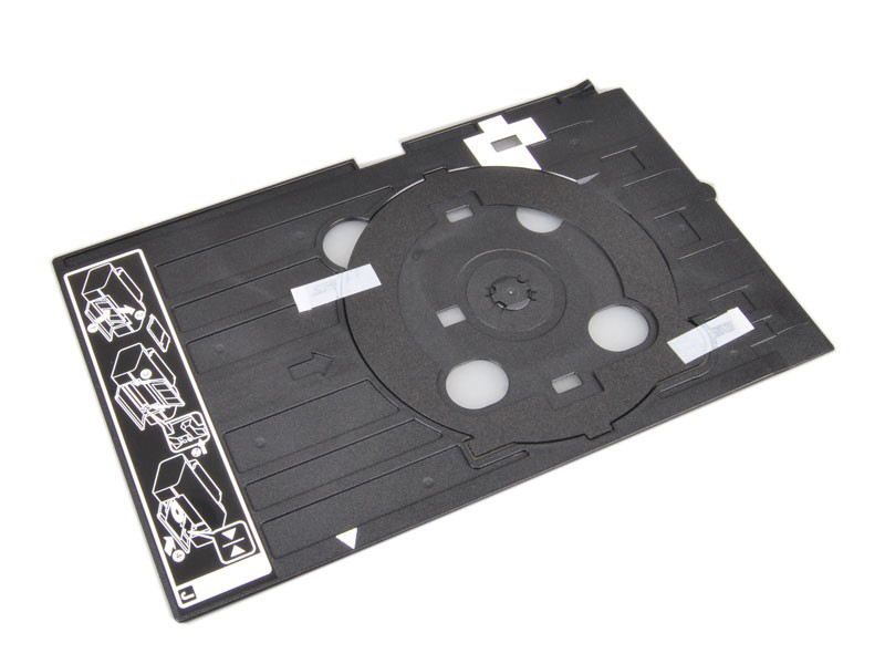 CD DVD Card Tray For Epson T50/ L800 /L810 /R290 / L801 / R330 Good Quality Printable CD Disc Printer Part Cheap Price