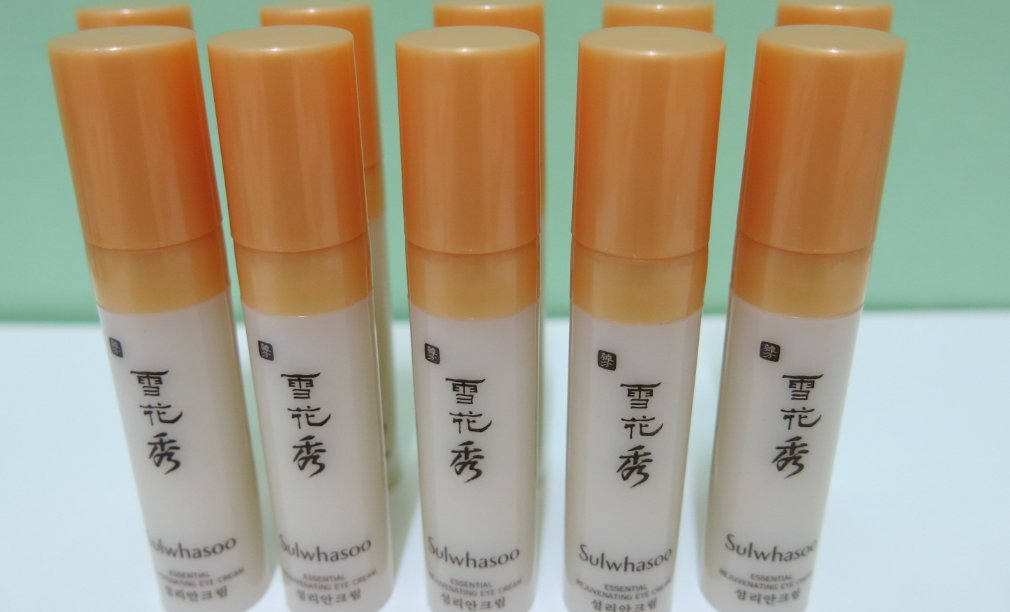 Sulwhasoo Essential Rejuvenating Eye Cream 3.5ml x 10pcs (35ml)