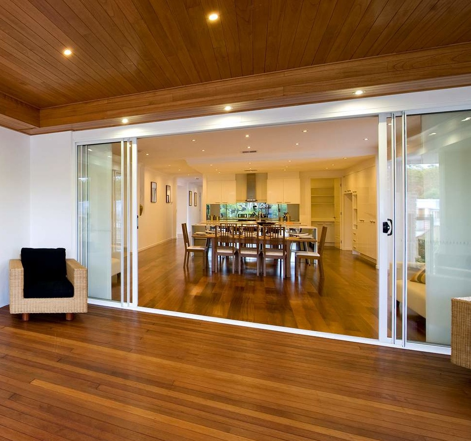 Tempered glass exterior sliding doors on sale buy for Cheap sliding glass doors