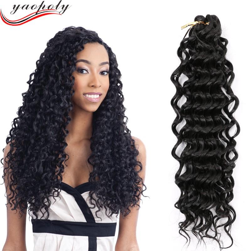 Free Tress Crochet Braid Wand Curl Twist Crochet Braids 80g 18 To 20 Inch Deep Wave Hairstyle Afro Curly Free Tress Crochet Hair Buy Afro Curly Free