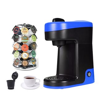 CHULUX LOGO 800W Single Serve Coffee Maker Multi Capsule Machine