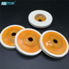 angle grinder wet diamond felt polishing pads 100*16mm