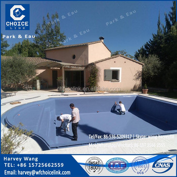 Exposed Acrylic Liquid Rubber Swimming Pool Waterproof Coating Paint