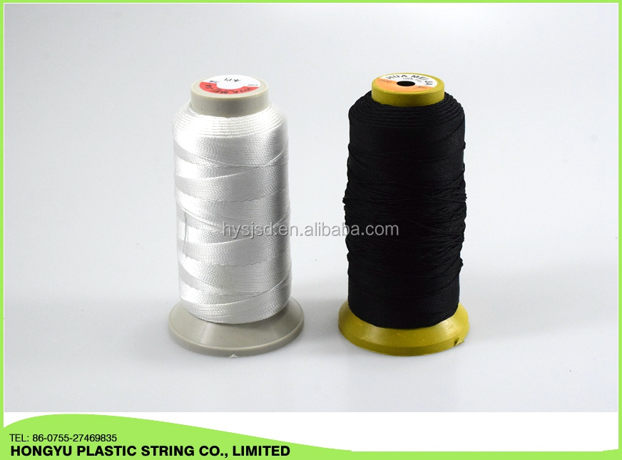 Factory custom cheap high quality thin nylon rope