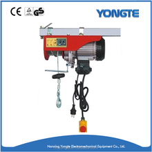 Mini wire rope hoist winch PA500 mini electric hoist