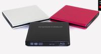 Portable Slim SATA to New USB 3.0 External DVD ROM Drive USB DVD-R CD-RW CD Burner External Combo DVD Player