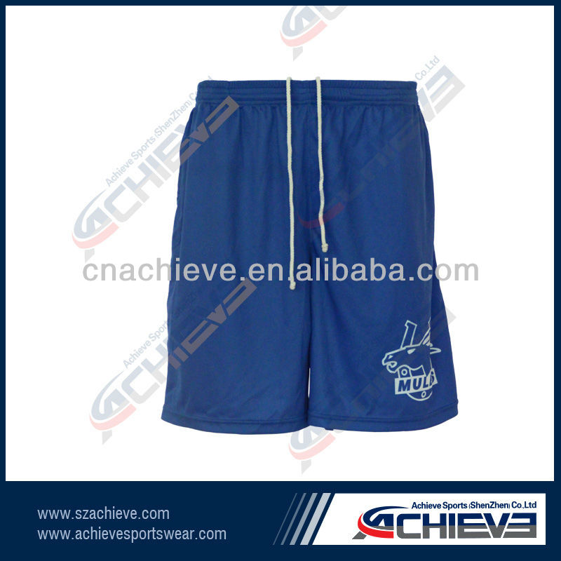 wholesale cheap plain basketball shorts for team set manufactuering