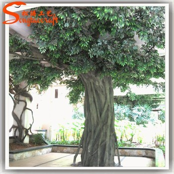 outdoor large decoration artificial banyan tree artificial outdoor Artificial Outdoor Trees