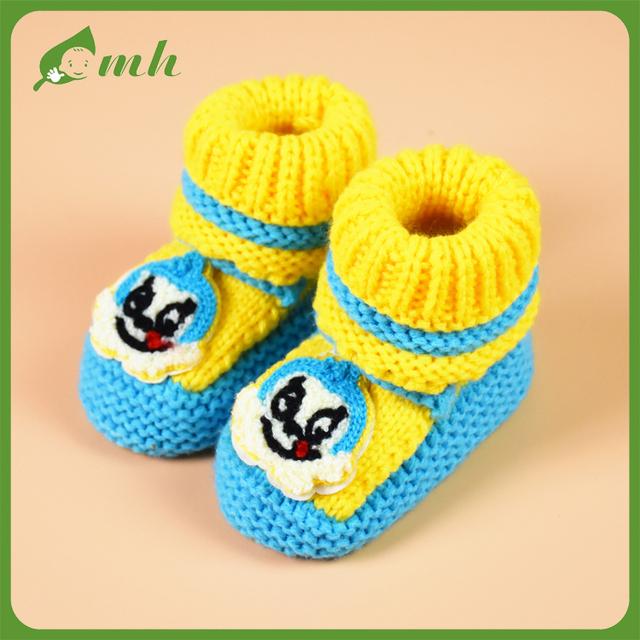Baby Girl Crocheted Bootiesyuanwenjuncom