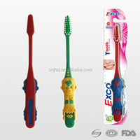 Personalized cartoon designed Plastic kids Toothbrush,brushes, cheap toothbrush, junior toothbrush