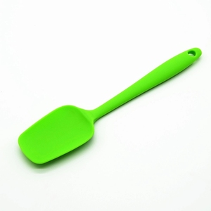 Wholesale uk china factory eco-friendly product silicone spatula spoon