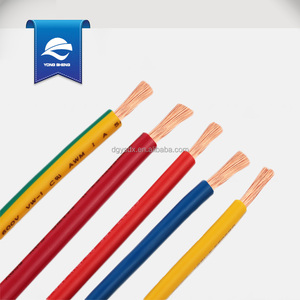 4/0 AWG 1015 PVC insulated copper electrical wire