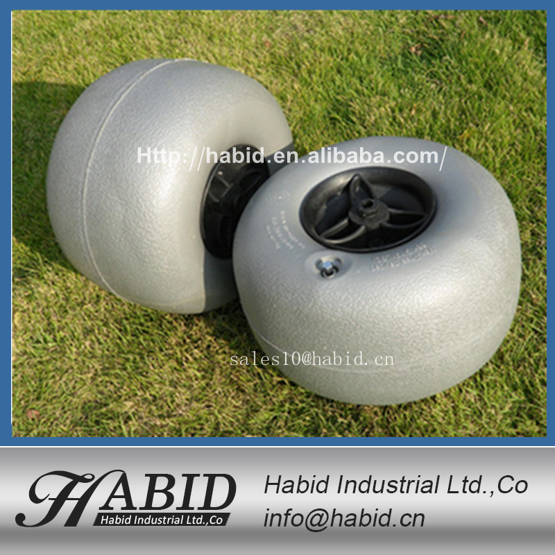 ebcec9180b27 Pneumatic Tyre Balloon Wheels For Beach Cart 12'' Wheel - Buy ...