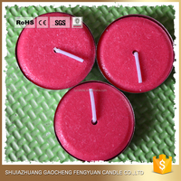 wax tealight candle distributor/Manufacture Unscented Paraffin wax Tealight candles with various weights, manufacturer from Chin