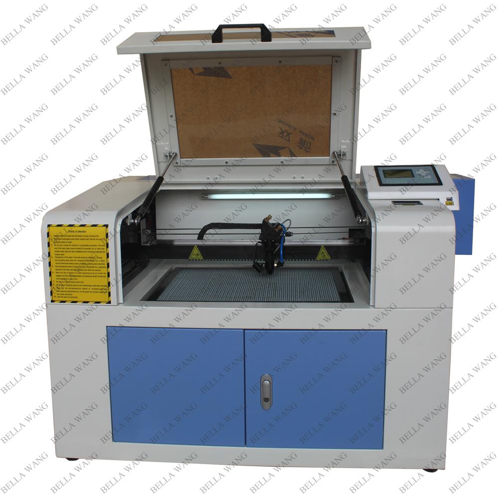"CARDBOARD Cutting Machine CO2 Laser Machine Engraving Machine 500*400mm 19.7""*15.7"""