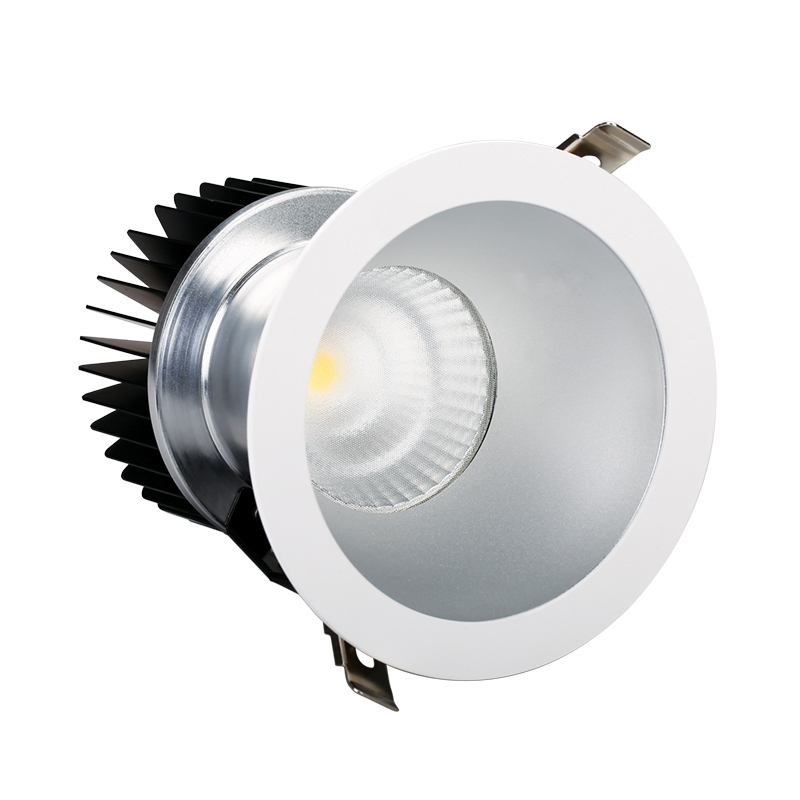 ce rohs saa approvals led <strong>downlight</strong> fitting 60W newest KWT patent design cob led <strong>downlight</strong>