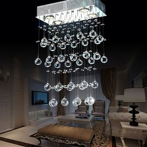 Clay Colorful Cute Crystal Chandelier