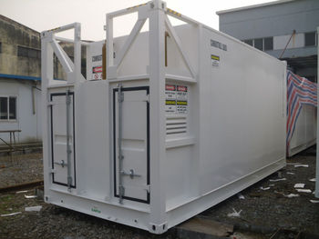 Mobile Fuel Storage Tank ContainerDiesel And Gasoline Station Buy