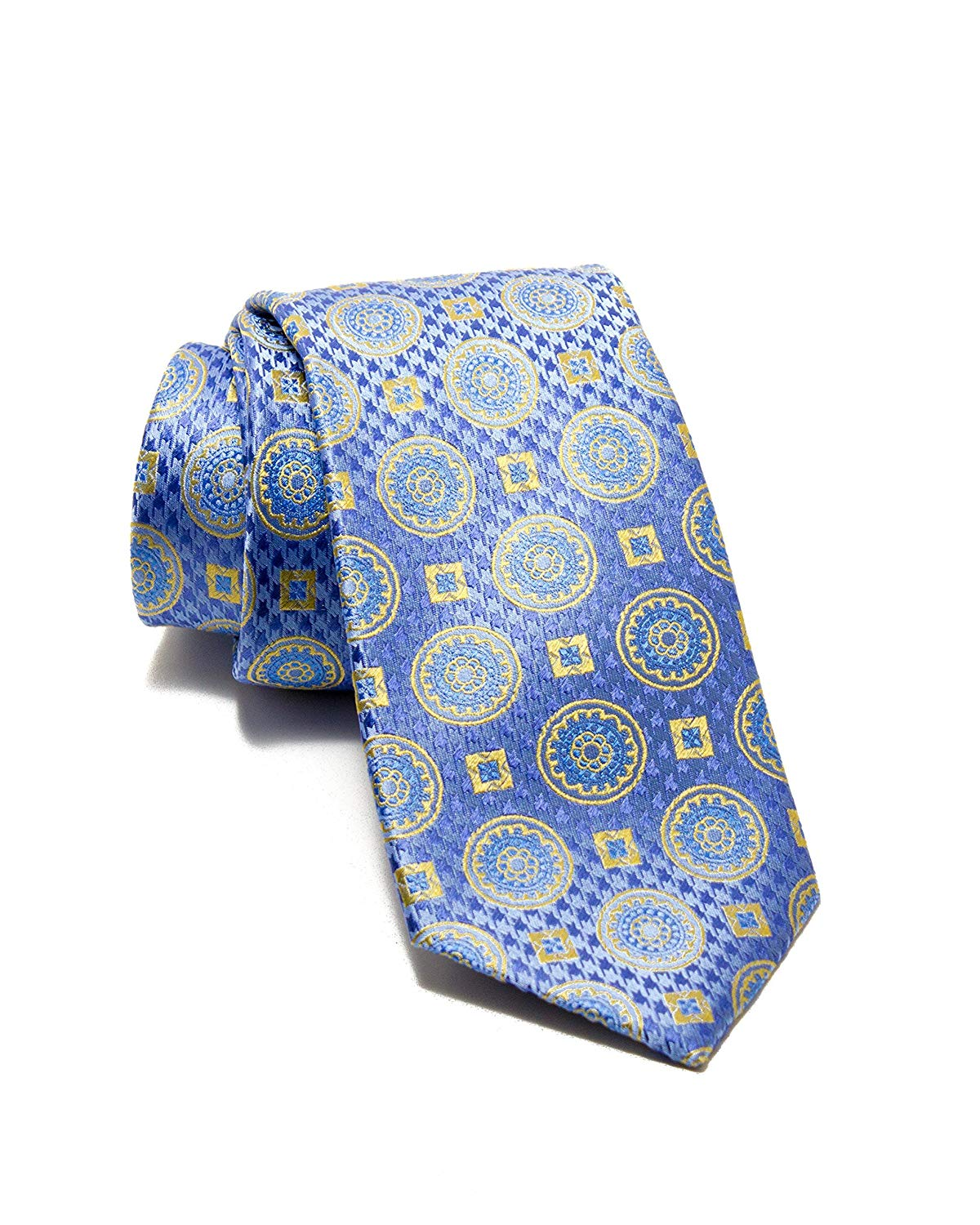 ba3e63e3e57 Get Quotations · Mens Silk Ties Luxury Ties 100% Silk Woven Boxed Business  Groom Ties Formal Mens Ties