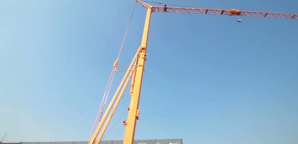 High Cost Performance Slef Climbing Construction Used Tower Crane In India  - Buy Tower Crane,Construction Used Tower Crane,Tower Crane Product on