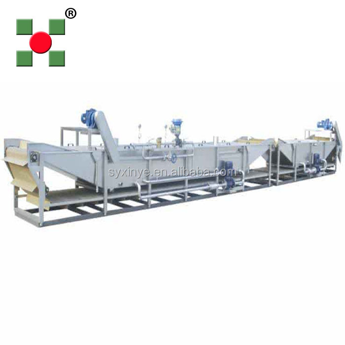 sweet core cubes iqf freezing processing line/sweet corn vegetable frozen production line machines for sale