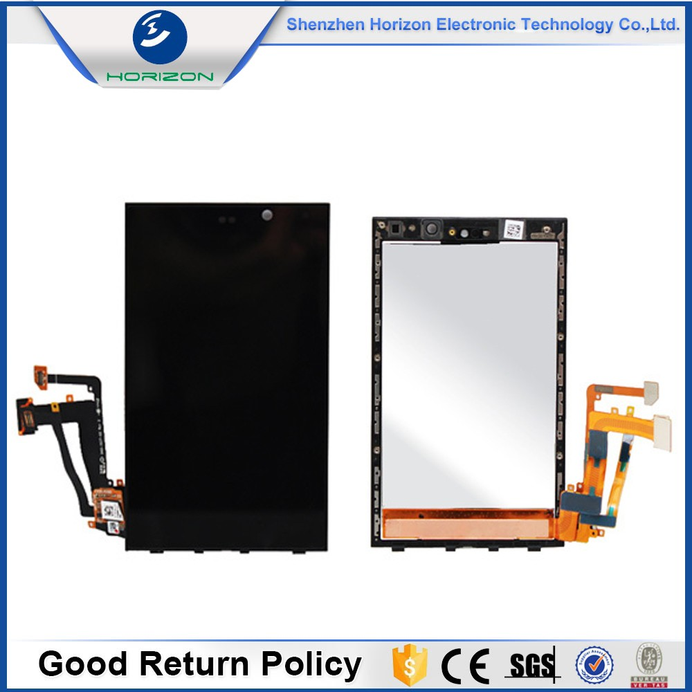 2017 hot sale lcd display for blackberry z10,lcd touch screen for blackberry Z10