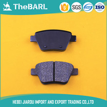 OE 5K0 698 451 OE 5K0698451 China Gucheng high quality Auto parts disc brake pads brakepad for VW Volkswagen Audi Seat Skoda