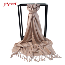 Cotton wide clothing inner japanese pure pashmina evening wraps and shawls for dresses