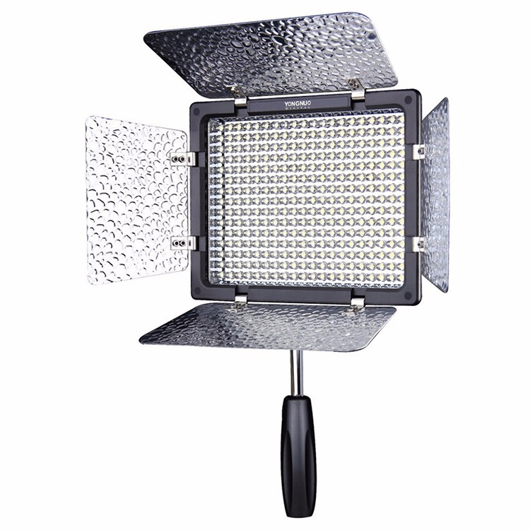 yongnuo yn-300iii professional 300 led video studio camera flash led light