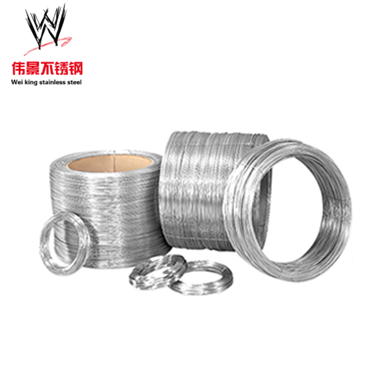 Manufacturers Shaped Stainless Steel Spring Profiled Wire
