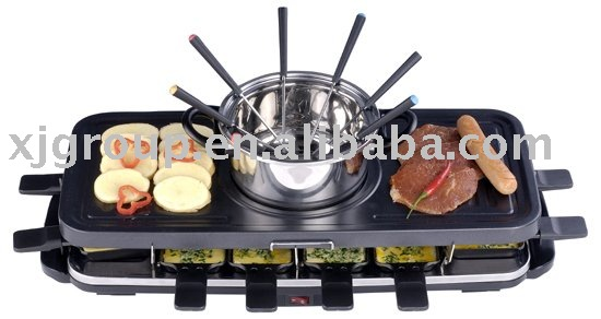 fondue raclette grill ostseesuche com. Black Bedroom Furniture Sets. Home Design Ideas