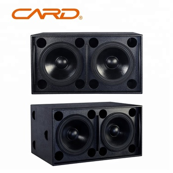 "club speakers made in china,Sub woofer 18"" speaker"