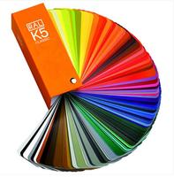 RAL color card / Raul color card RAL-K5