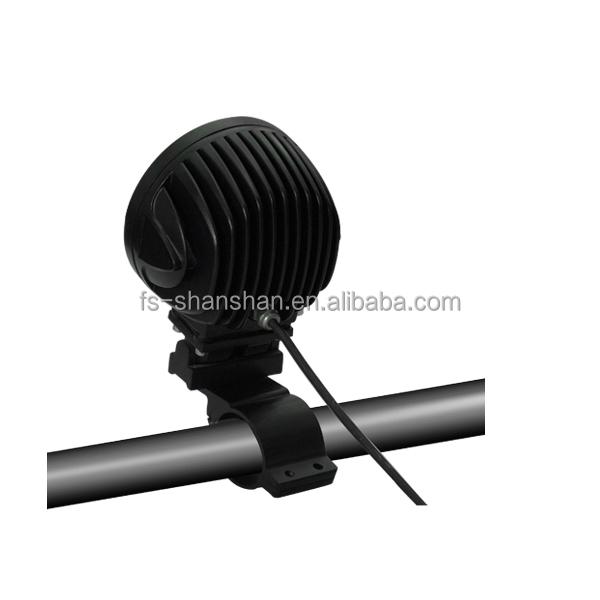 Led Work Light Adjustable Metal Round Tube Clamp Bracket Sb-03 ...