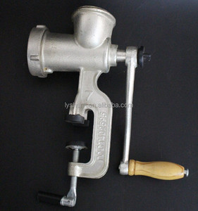 Cast Iron Manual Mixer Meat Mincer