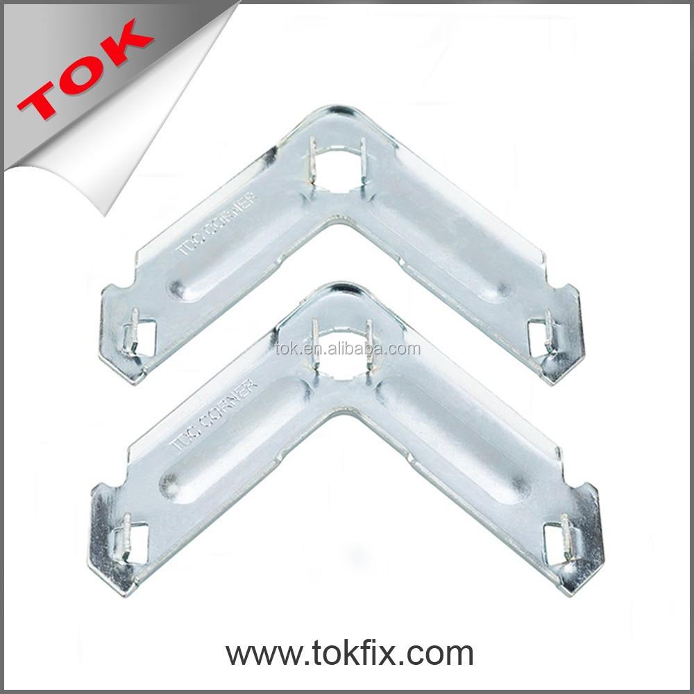 Cornermatic Ductmate Tdc Duct Corner / Tdc Tdf Havc A/c 20mm 25mm 30mm 40mm  Flange Ducting L-bar Damper Duct Corner Corner Cm-35 - Buy Corner