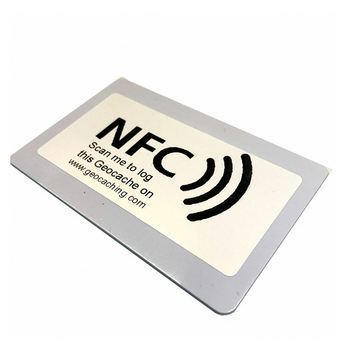 Customized printing contactless Ntag213 nfc card support android app