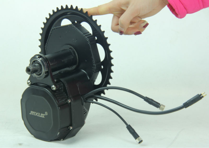 Electric Motor Electric Bike Mid Motor Electric Bike Crank Motor