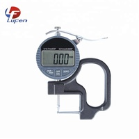 High Accuracy Digital Dial Thickness Gauge