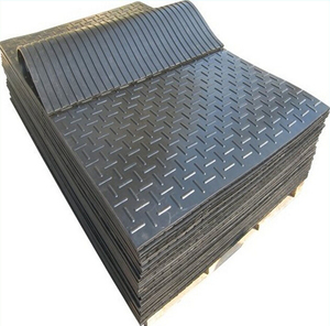 Cow horse Wide Ribbed Rubber Mat Sheet