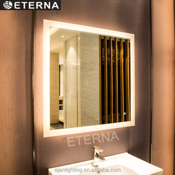 Best Vanity Mirror >> Modern Top Quality Mirror Led Lighted Bathroom Best Illuminated Vanity Mirror Buy Lluminated Vanity Mirror Led Bathroom Mirror Illuminated Led