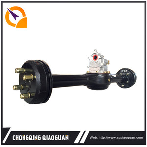 China wholesale price 800w electric vehicle differential axle