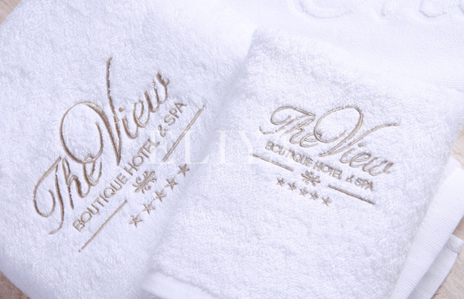 ELIYA Egyptian 5 Star Hotel Towels Bath 100% Cotton White Terry 30x60 inches