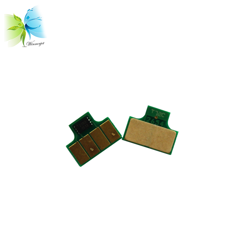 WINNERJET compatible cartridge chips for HP 761# 762# on DesignJet T7100 T7200 printers