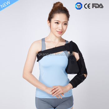 9c3d2ff8d5 Durable shoulder brace / medical orthopedic arm support with low price